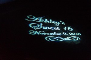 wedding dj lights, sweet 16 dance lights, mitzvah light